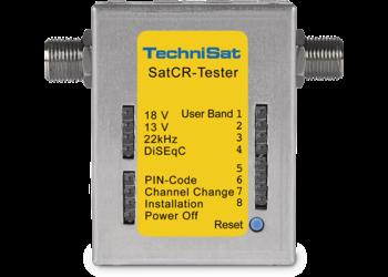 TechniRouter SCR-Tester
