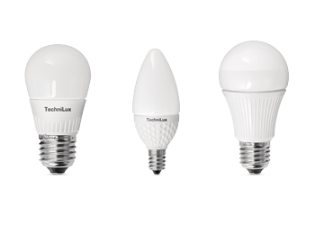 TECHNILUX LED bulbs