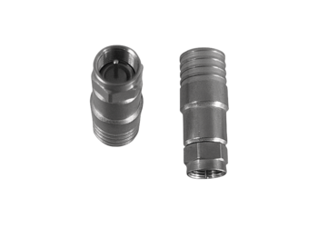 F-Crimp-Stecker 10,3 mm