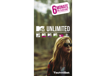 MTV UNLIMITED Ticket - 6 Monate