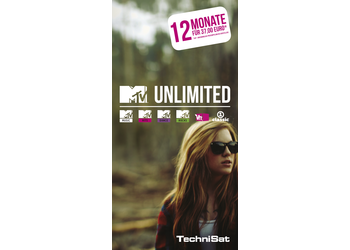 MTV UNLIMITED Ticket - 12 Monate