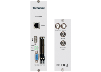 DVB-C/PAL TM TWIN CI