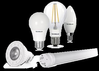 Żarówki i świetlówki LED