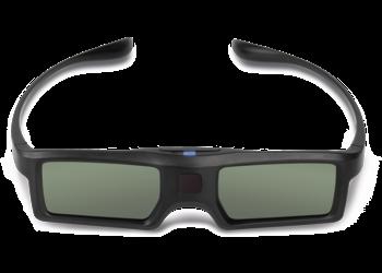 3D-Brille aktiv (1 Stück)