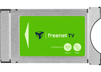 freenet TV CI+ Modul, 12 Monate (SAT/DVB-T2 HD)