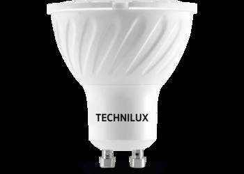 TECHNILUX GU10 - Strahler 6 W dimmbar